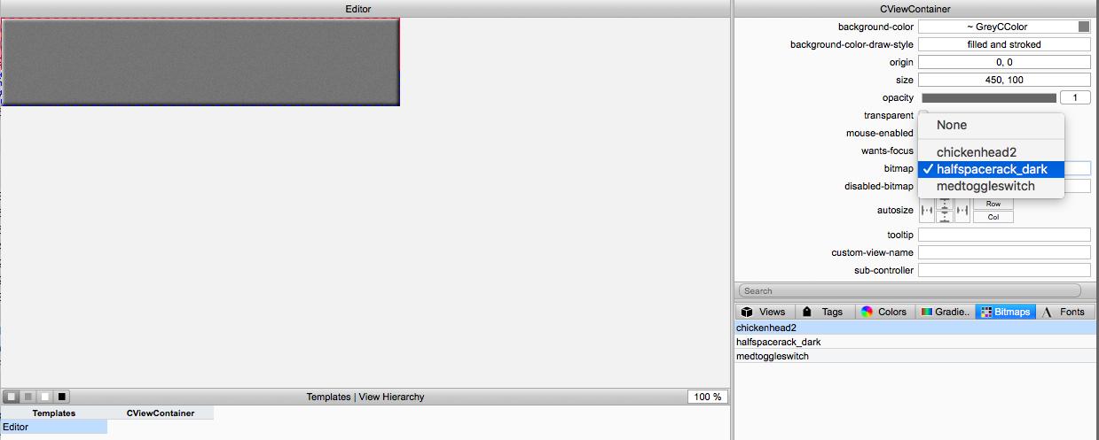 ASPiK SDK: Assemble the GUI